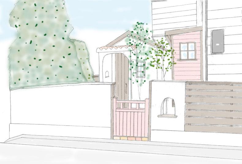 工房のための小屋